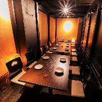 日本酒などに合う鮮魚料理や創作和食もございます!