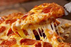 カルヴィーノの本格窯焼きピッツァを是非ご賞味あれ☆