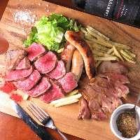 肉好きなあなたに♪お肉を使った料理多数!!是非ご賞味あれ☆