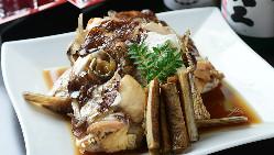 新鮮な食材の天麩羅は、サクッフワッとした食感です!