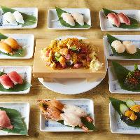 いくらの塩味と海苔のコラボは絶品!大人気メニューです!