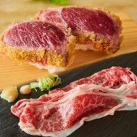 定番からオリジナルの肉寿司をご堪能下さい!