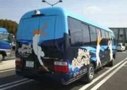 便利なシャトルバスが運行中です!