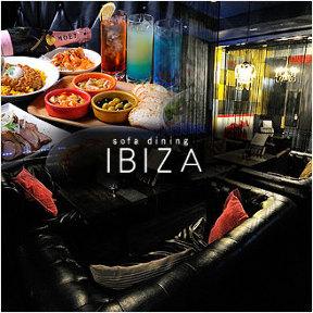 sofa dining IBIZA