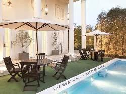 プールのあるおしゃれな空間はインスタでも人気です☆