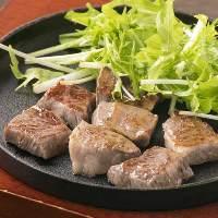 飛騨牛サイコロステーキ1