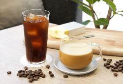 コーヒーもオーガニック&バターコーヒーも