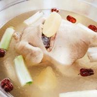 韓国風水炊き【タッカンマリ】ご予約は前日までに!