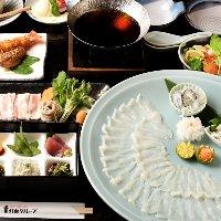 仕入れたての新鮮なお魚を楽しめます!