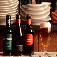 珍しいスペイン産のビール