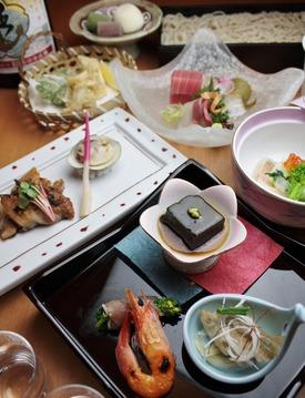蕎麥居酒屋 龜鶴庵 茅場町店