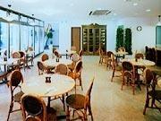別館1階テラスレストラン バリアフリー&外席ペットOK