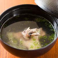 和出汁の優しい味わいに思わずほっこりする職人の技が光る逸品