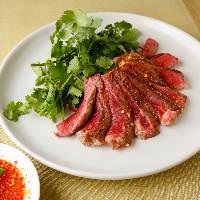 彩り野菜のアジアンバーニャカウダー ハーブ&ライム