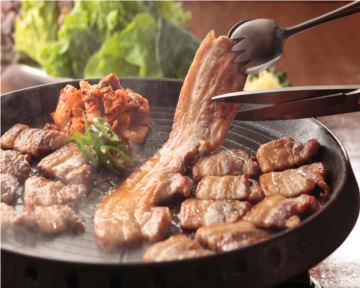 サムギョプサルと野菜 いふう 銀座マロニエゲート1店の画像