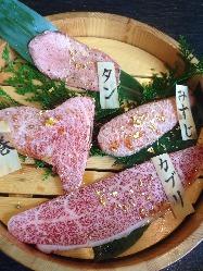 ¥4000~コース料理を承っております。