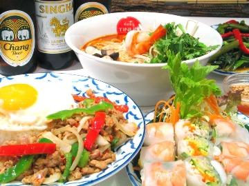 タイ料理 ティーヌン 横浜ランドマークプラザ店の画像