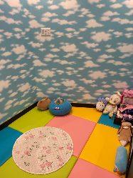 【キッズルーム】 お子様連れの方にも安心のキッズルームも設置