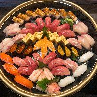 お寿司・お刺身・各種お料理お持ち帰りできます