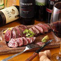 お肉を愉しむご宴会をゴルゴン9で!