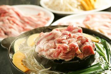 肉食べ放題 もんごろーや 渋谷