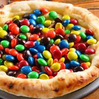 お子様にも人気のDolce Pizzaも種類豊富!