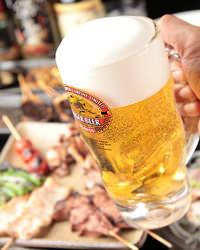 すべての基本、生ビールは徹底品質管理でおいしさUP!