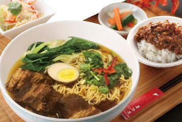 本格的な台湾夜市料理 台南担仔麺 (タイナンターミー)の画像