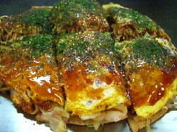 高田馬場で一番美味しい 広島焼