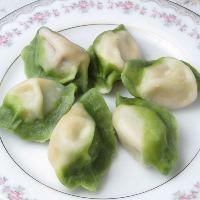 中華街では翡翠楼でしか食べれない!新メニュー翡翠水餃子660円