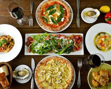 Pizzeria MERI PRINCIPESSA (ピッツェリア メリ プリンチペッサ)渋谷店 image
