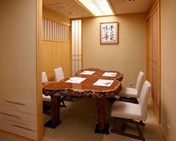 完全個室を5室ご用意しております。最大20名様