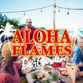 BBQ食べ放題ビアガーデン ALOHA FLAMES 新宿店