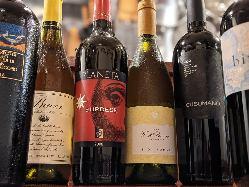 季節ごとにグラスワイン変更しているので、色々楽しめます