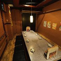 【個室】 上質な個室もご用意しております。