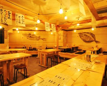魚八&串八珍 日比谷店