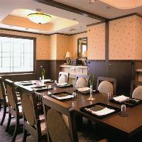 10名様までの洋個室は、ご家族様の会食にピッタリです。