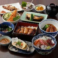 ●宴会コース● 海鮮料理に舌鼓を打ちながら語らいのひとときを