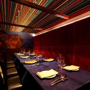 銀座 個室イタリアン Fabi's