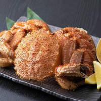~北海道料理の数々を是非ご堪能ください~
