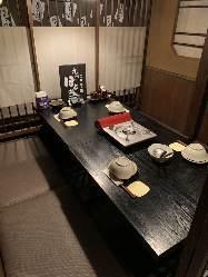 【 小個室 】 少人数様向きの個室も多数ご用意
