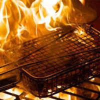 『名物』桜島鶏のごろ焼き!もも焼き、せせり焼き等自慢の一品