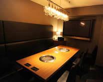 テーブル完全個室席をご完備しております!接待にもお勧めです。