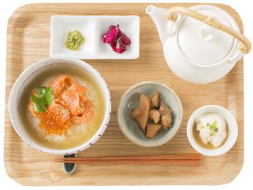 こめらく ニッポンのお茶漬け日和。 ペリエ千葉エキナカ店