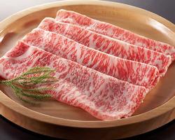 ゲストをおもてなし 極上A5ランク霜降り和牛を三昧薬膳スープで!