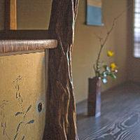 【伝統を受け継ぐ店内】 意匠を凝らし細部にもこだわった和空間