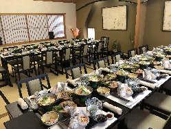 【個室】宴会・接待・慶事・法事など様々な場面に最適