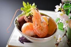 和食の粋を手頃な価格で味わっていただけます♪