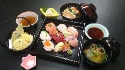 お寿司の珠ひめ御膳