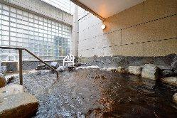別館「天然温泉SPA・X」 露天風呂